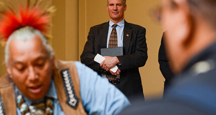 Sen. Scott Brown ... of New Hampshire? Why it could work.
