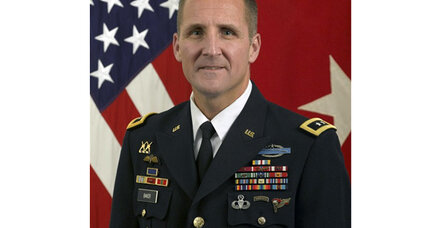 Maj. Gen. Ralph Baker of US Africa Command fired over alcohol, sex charges