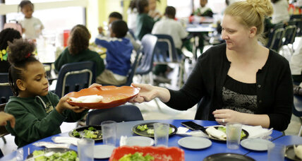Students denied lunch this week, ordered to throw food in trash