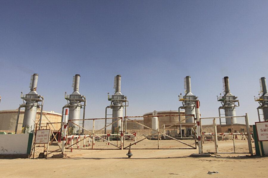 Is the future of oil in Tunisia? - CSMonitor com