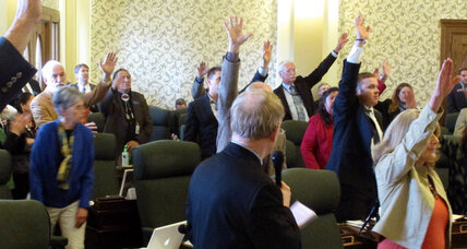 Montana Republicans win wild legislative session, tighten election laws