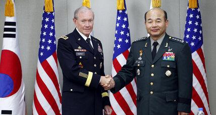Dempsey: Pentagon prepared for potential North Korean action