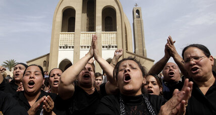 New clashes erupt between Coptic Christians, Muslims in Cairo