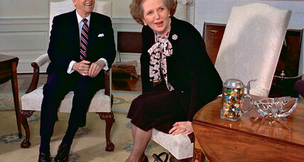 To Republicans, Margaret Thatcher was first conservative-as-insurgent