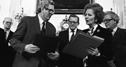 Margaret Thatcher leaves mixed legacy in Ireland