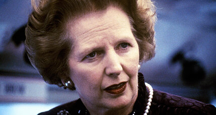At #Thatcher, no halfhearted tweets on Iron Lady's legacy
