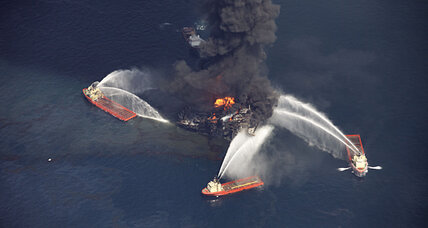 BP trial witness says well 'drilled safely' in Gulf oil spill