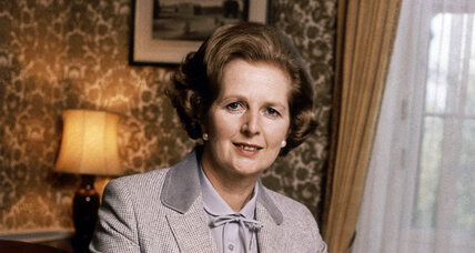 Margaret Thatcher, Iron Lady, transformed Britain