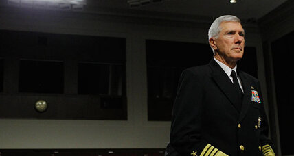 Top admiral worries North Korea crisis could escalate 'pretty quickly'