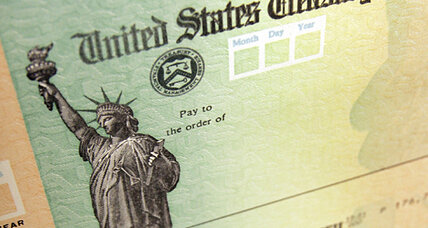 Tax day 2013: Your tax refund is not a Christmas present