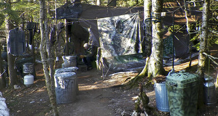 How a Maine man lived as a hermit for decades