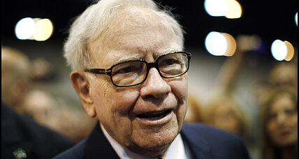Will Warren Buffett buy China's bankrupt Suntech solar company?