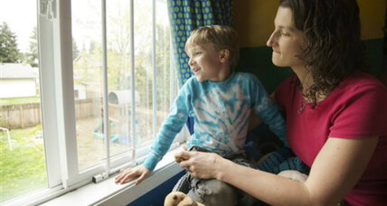 After son falls out window, parents become safety advocates