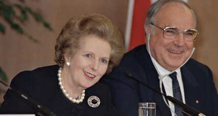British Euroskeptics claim Thatcher, but was she in their camp? (+video)