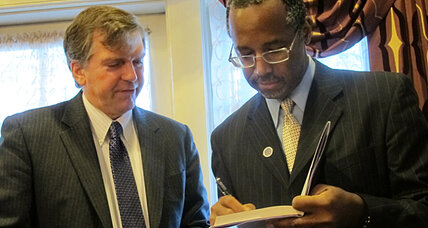 Ben Carson cancels at Johns Hopkins: the perils of commencement speakers (+video)