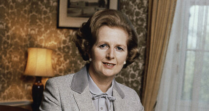 Thatcher, Britain's first female PM, leaves a mixed legacy on women