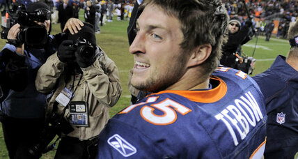 Tim Tebow: Why an athlete, finally, made the cut as a 'Great Floridian'