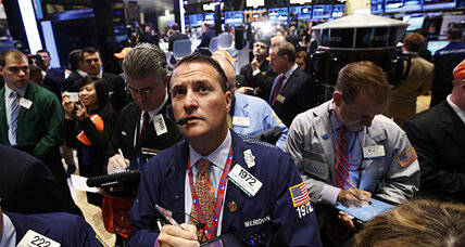 Stocks end four-day advance as energy slips