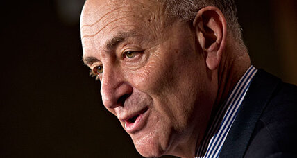 How Chuck Schumer plays the congressional chessboard