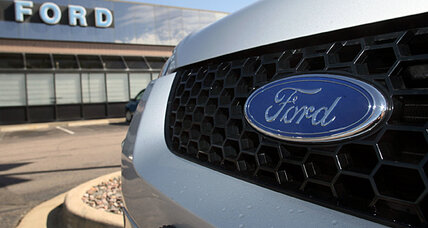 Ford goes off the grid with new solar-powered car