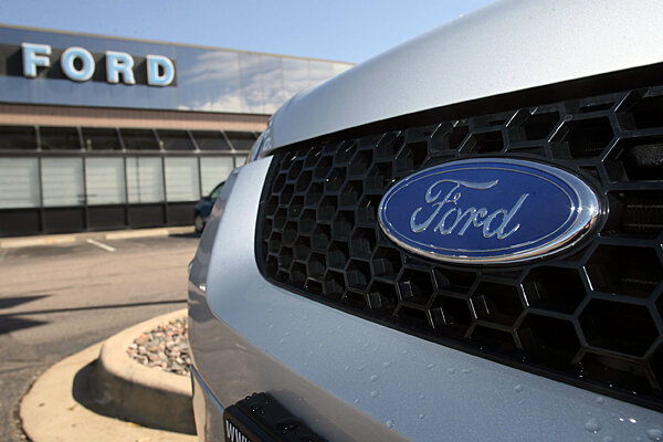 Ford Goes Off The Grid With New Solar Powered Car