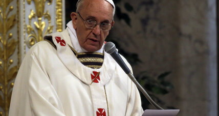 Pope: Crackdown on nuns in US reaffirmed