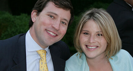 Jenna Bush Hager baby is first grandchild for George W. – and for great-grandpa? (+video)
