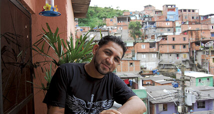Claudio Miranda's music is taming a once-violent Brazilian neighborhood