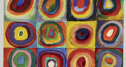 Kandinsky spoke 'language of color'