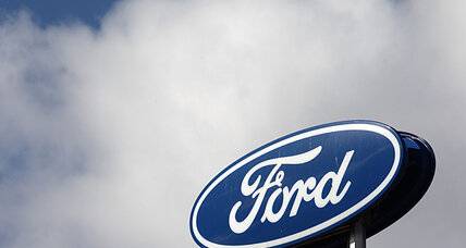 Ford Motor Company offers drivers 'video snacks'