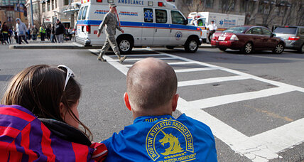 After Boston Marathon blast, many show kindness to runners