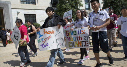 DREAM Act: Senate immigration reform bill offers 'best' version yet