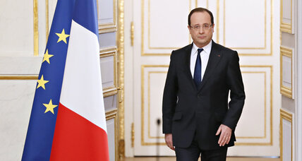In radical move, Hollande puts a bit more sunshine into French government