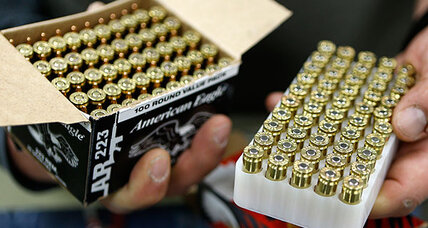 Gun conundrum: Why is ammunition still in short supply?