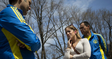 Talking to my son about the Boston Marathon: A mom reflects