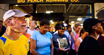 'Run for Boston' helps runners everywhere cope with marathon horror (+video)