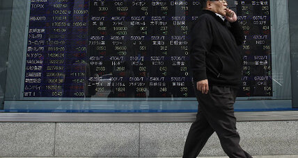 Asian shares dip amidst slowing economic recovery
