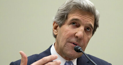 John Kerry to Congress: Middle East peace effort is urgent