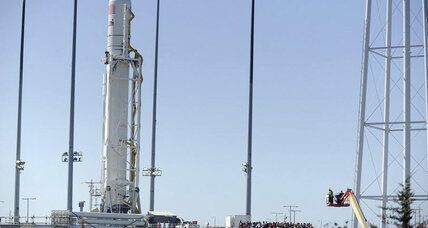 Antares vs. Falcon 9: How the two rockets ferrying NASA's cargo differ
