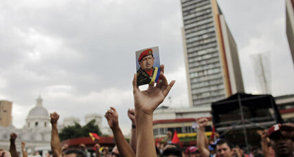 A roar of protest envelopes Venezuela as opposition calls for vote recount