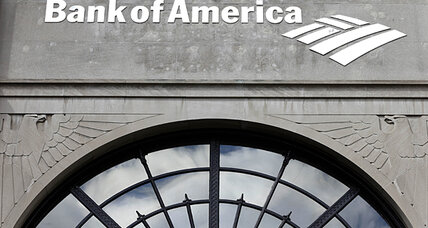 Bank of America settles lawsuit; profits disappoint