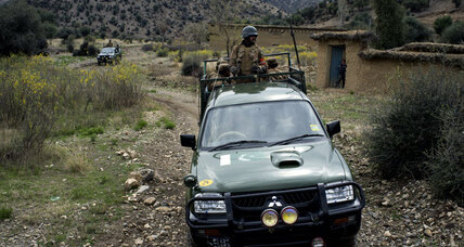 Can Pakistan drive the Taliban out of its tribal belt?