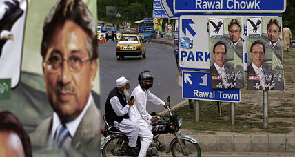 Is Musharraf's arrest a sign of a political shift in Pakistan?