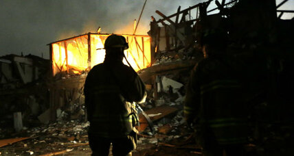 Texas fertilizer plant tragedy: Fallen firefighters 'showed their dedication'