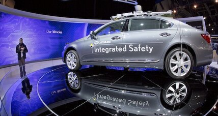 Driverless cars: What's the holdup? Public trust.