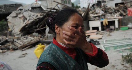 China's Sichuan province shaken by powerful quake