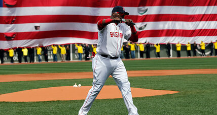 David Ortiz forgiven by FCC for expletive Boston will never forget (+video)