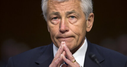 Hagel: Israel and US see 'exactly the same' threat from Iran