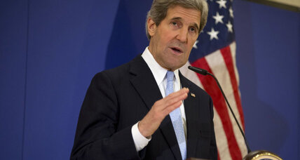 In Middle East Kerry pushes for Turkey-Israel rapprochement