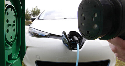 Earth Week: Free goodies for electric car drivers